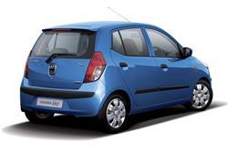 New Hyundai i10 (2008 - 2010) review