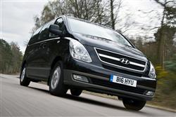 New Hyundai i800 (2008 - 2014) review