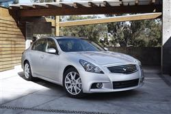 New Infiniti G37 Saloon (2009 - 2013) review
