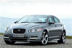 New Jaguar XF (2008 - 2010) review