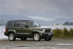 New Jeep Cherokee (2008 - 2010) review