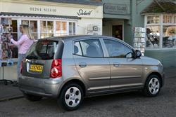 New Kia Picanto (2004 - 2011) review