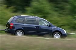 New Kia Sedona (2006 - 2012) review