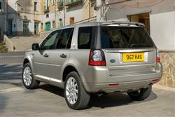 New Land Rover Freelander 2 (2010 - 2012) review