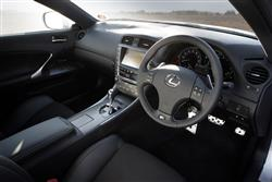 New Lexus IS (2010 - 2013) review