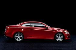 New Lexus IS 250C (2009 - 2013) review