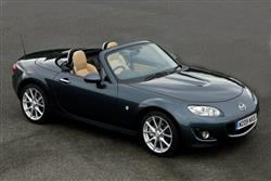 New Mazda MX-5 Roadster Coupe (2006-2015) review