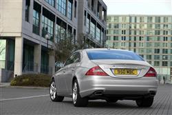 New Mercedes-Benz CLS (2005-2010) review