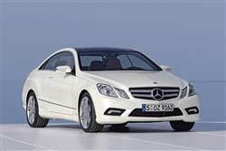 New Mercedes-Benz E-Class Coupe (2009 - 2013) review
