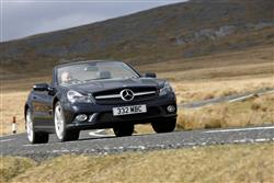 New Mercedes-Benz SL (2002 - 2008) review