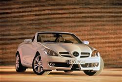New Mercedes-Benz SLK (2004 - 2011) review