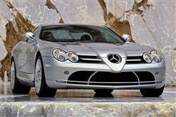 New Mercedes-Benz SLR McLaren (2004 - 2009) review