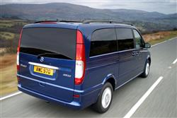 New Mercedes-Benz Viano (2004-2015) review