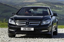 New Mercedes-Benz CL-Class (2007-2010) review