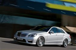 New Mercedes-Benz E-Class 63 AMG (2006 - 2013) review