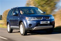 New Mitsubishi Outlander (2007 - 2010) review