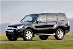 New Mitsubishi Shogun (2009 - 2011) review