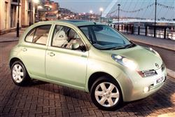New Nissan Micra (2003 - 2010) review