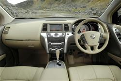 New Nissan Murano (2008 - 2011) review
