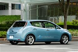 New Nissan LEAF (2011 - 2013) review