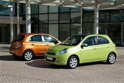 New Nissan Micra (2010-2013) review