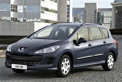 New Peugeot 308 SW (2008 - 2011) review
