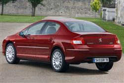 New Peugeot 407 (2004 - 2011) review