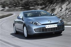 New Renault Laguna Coupe (2009 - 2012) review