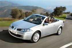 New Renault Megane CC (2003 - 2010) review