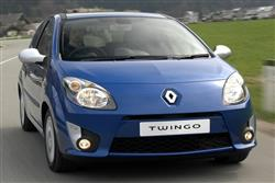 New Renault Twingo (2007 - 2011) review