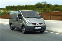 New Renault Trafic (2001-2014) review
