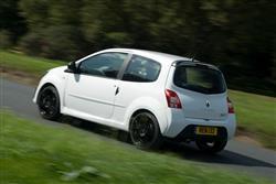 New Renault Twingo Renaultsport 133 (2008 - 2012) review