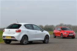New SEAT Ibiza (2012 - 2015) review