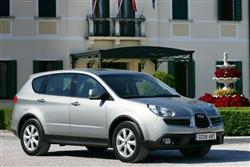 New Subaru B9 Tribeca (2006 - 2009) review