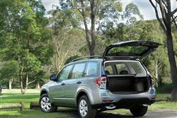 New Subaru Forester (2008 - 2010) review
