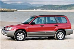 New Subaru Forester (2002 - 2008) review