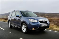 New Subaru Forester (2013 - 2015) review