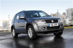 New Suzuki Grand Vitara (2005 - 2009) review