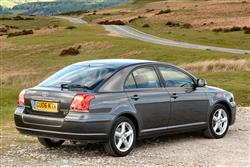 New Toyota Avensis (2003 - 2009) review