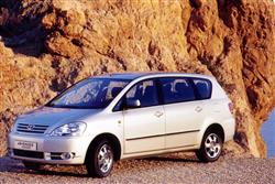 New Toyota Avensis Verso (2001 - 2008) review