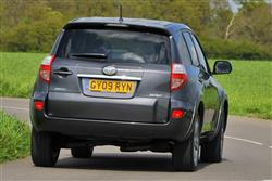 New Toyota RAV4 (2006 - 2010) review