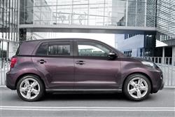 New Toyota Urban Cruiser (2009 - 2013) review