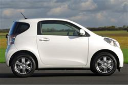 New Toyota iQ (2009 - 2014) review