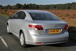 New Toyota Avensis (2009 - 2011) review
