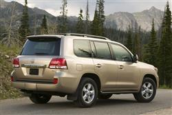 New Toyota Land Cruiser V8 'J200' (2008 - 2011) review