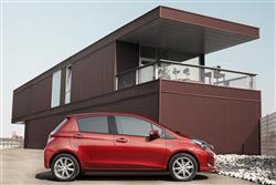 New Toyota Yaris (2011 - 2014) review