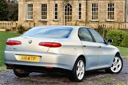New Alfa Romeo 166 (1999 - 2005) review