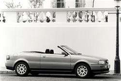 New Audi Cabriolet (1992 - 2002) review