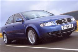 New Audi A4 (1995 - 2001) review