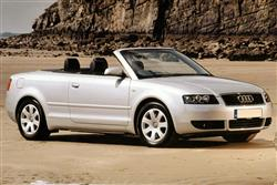 New Audi A4 Cabriolet (2001 - 2006) review